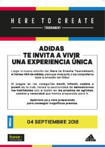 07 - Benito Sports CC La Maquinista  - POSTER ADIDAS 297x420 v2