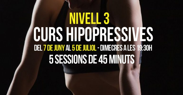 Cartell Hipopressives Nivell 3 copia