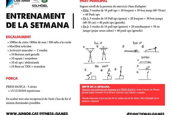 Entrenament 2 imprimi