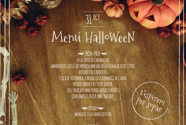 menu halloween-cast